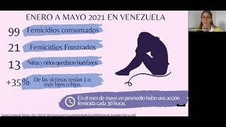Femicidios en Venezuela: La Punta del Iceberg de la Violencia de Género